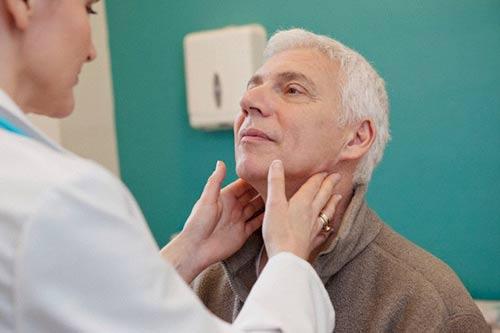Причины и симптомы лимфомы