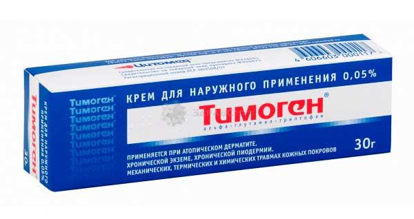 Крем Тимоген: инструкция по применению, отзывы