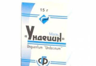 Мазь Ундецин